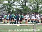 20150425合同練習with東工大