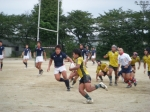 公式戦 VS朝鮮大学校