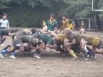 練習試合 VS成城大学