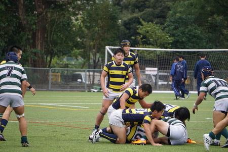 横浜国立大学戦