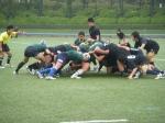 練習試合 Bvs玉川大学