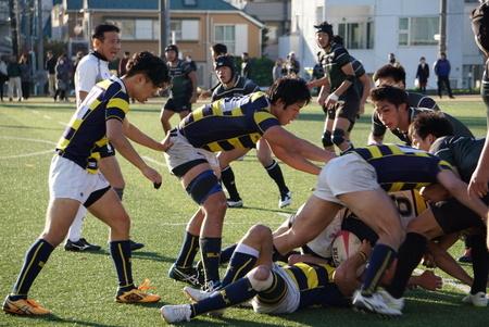 東京工業大学戦