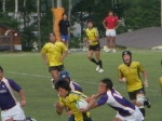 夏合宿 東洋大学戦