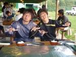 夏合宿 BBQ